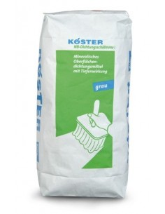 Hidroizolatie pensulabila impotriva apei cu presiune Koster NB1 Gri