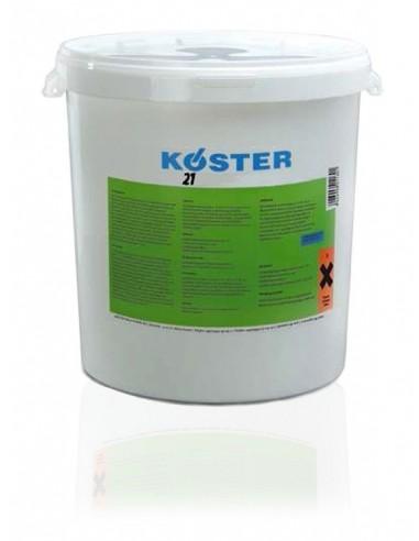 Hidroizolatie pensulabila pentru terase KOSTER 21