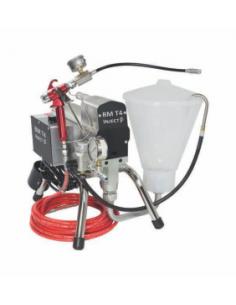 Pompa injectare rasini, electrica, Tritech T4 cu rezervor 6L