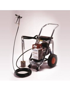 Pompa airless pentru vopsire si încapsularea produselor pentru azbest TR10000
