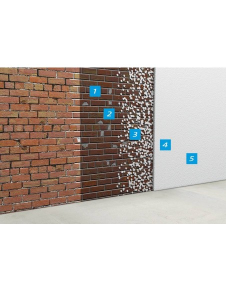 Reabilitarea zidariei cu tencuieli de restaurare