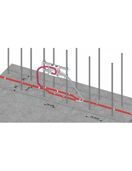 Sistem injectare prin furtun