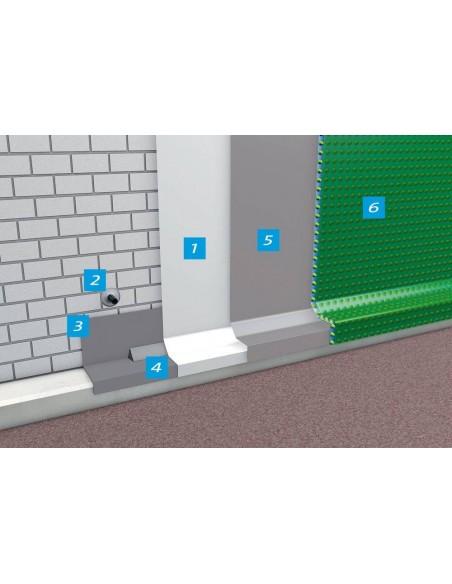 Membrane hidroizolante autoadezive aplicate la rece